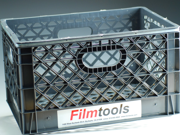 Film Tools milkcrate