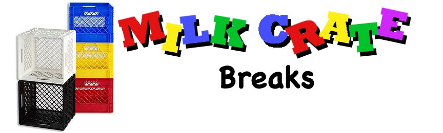 Milkcrate Breaks Blog
