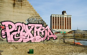 green-crate-pink-graffitti