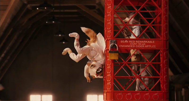Milkcrate Digest Crate Forms In Upcoming Fantastic Mr Fox