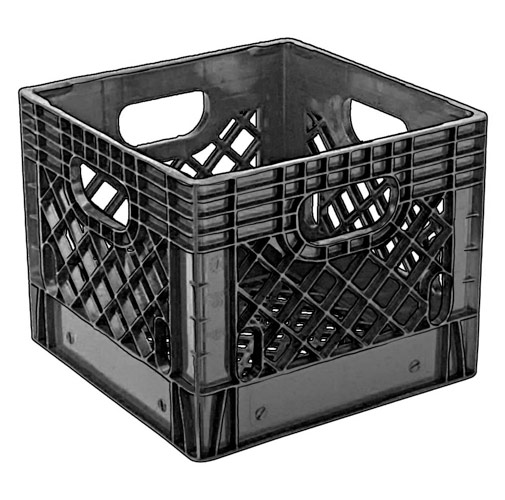 Milkcrate digest for sale for Where can i buy wooden milk crates